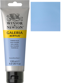 no.446 - Galeria Acrylic Powder bleu 120 ml tube