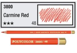 KIN-Polycolor nr.48   Carmine red-1