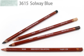 Derwent Drawing Pencil  Solway bleu