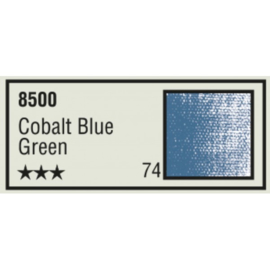 Pastelkrijt los nr. 74- Cobalt bleu green