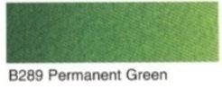 B289-permanent  green
