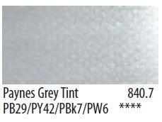 Panpastel Paynes Grey -1-Tint 840.7