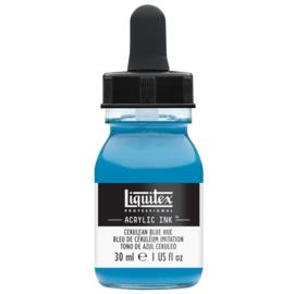 Liquitex Acrylic ink CERULEAN BLUE HUE