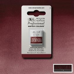 W&N Pro Water Colour ½ nap Perylene Violet S.2