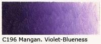 C-196 Manganese violet bleuness 40ml