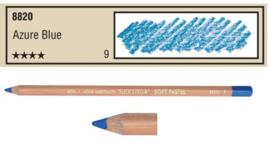 9-Pastelpotlood Azuurblauw