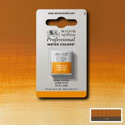 W&N Pro Water Colour ½ nap Gold Ochre S.2