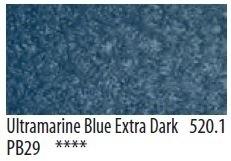 Panpastel Ultramarine Blue Extra Dark 520.1