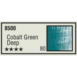 Pastelkrijt los nr. 80- Cobalt green deep