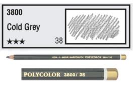 KIN-Polycolor nr.38   Cold Grey