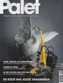 Palet Magazine 381 feb/maart  2016