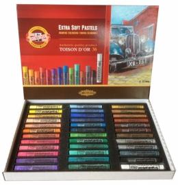 Extra soft pastel Set 36 stuks