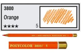 KIN-Polycolor nr. 5   Orange