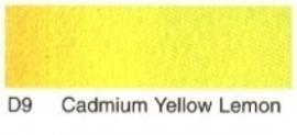 D9- Cadmium yellow lemon