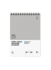 Winsor & Newton watercolour blok A4 cm ringband