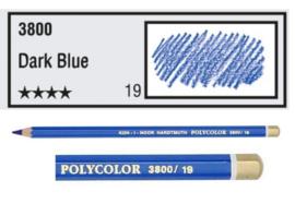 KIN-Polycolor nr.19   Dark  Bleu