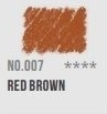 CAP-pastel red brown 007
