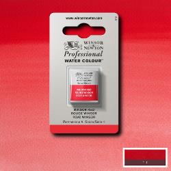 W&N Pro Water Colour ½ nap Winsor Red S.1
