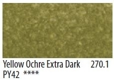 Panpastel Yellow Ochre Extra Dark 270.1