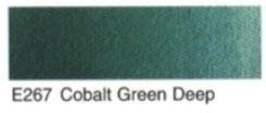 E267- Cobalt green deep