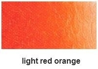 Ara 150 ml - light red orange  B144