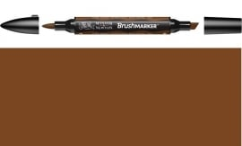 W&N Brushmarker 0324-Burnt sienna