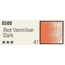 Pastelkrijt los nr. 47- Red Vermilion dark