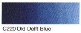 C220-Old delft bleu