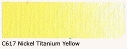 C-617 Nickel Titanium Yellow Acrylverf 60 ml
