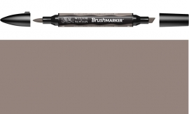W&N Brushmarker WG4-Warm grey 4
