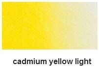Ara 150 ml - cadmium yellow light  D11