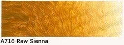 A-716 Raw Sienna Acrylverf 60 ml