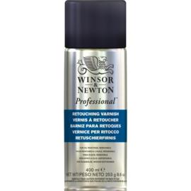 Winsor & Newton Pro - RETOUCHEER vernis voor olieverf  400ml