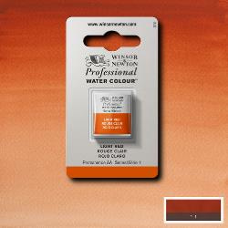 W&N Pro Water Colour ½ nap Light Red S.1