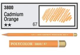 KIN-Polycolor nr.67   Cadmium Orange
