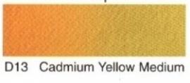 D13- Cadmium yellow medium