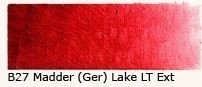 B-27 Madder lake light extra 40ml