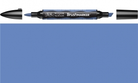 W&N Brushmarker B736-china bleu