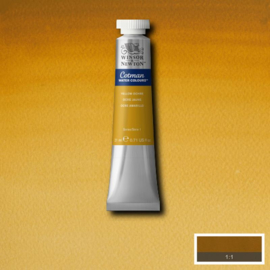 Cotman Yellow ochre 21 ml tube