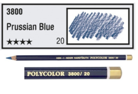 KIN-Polycolor nr.20   Prussian  Bleu