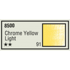 Pastelkrijt los nr. 91 - Chrome  yellow light