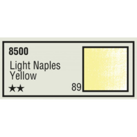 Pastelkrijt los nr. 89 - Light Napels yellow