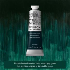 Winton 048 phtalo deep green 37 ml