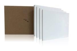MusPaneel Gold-line 10x10 cm - 4 pack