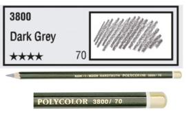 KIN-Polycolor nr.70   Dark Grey