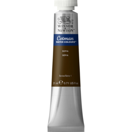 Cotman Sepia 21 ml tube