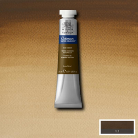 Cotman Raw umber 21 ml tube