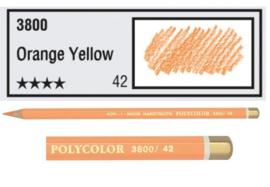 KIN-Polycolor nr.42   Orange Yellow