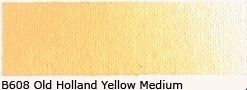 B-608 O.H. Yellow Medium Acrylverf 60 ml
