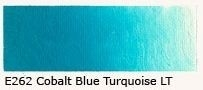 E-262 Cobalt blue turquoise light 40ml